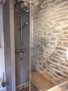 Chambre La voûte - Bastide de Trémiéjols - Cévennes